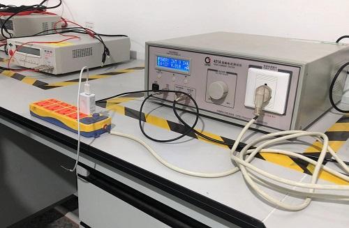 接触电流测试