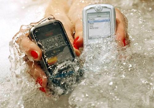 电子产品防护等级IP67测试