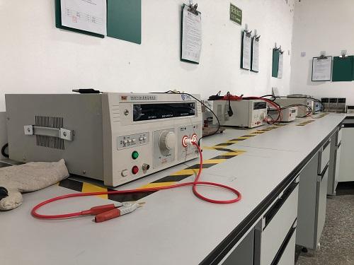 LED灯具温升测试