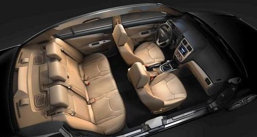 汽车内饰材料安全性能评价