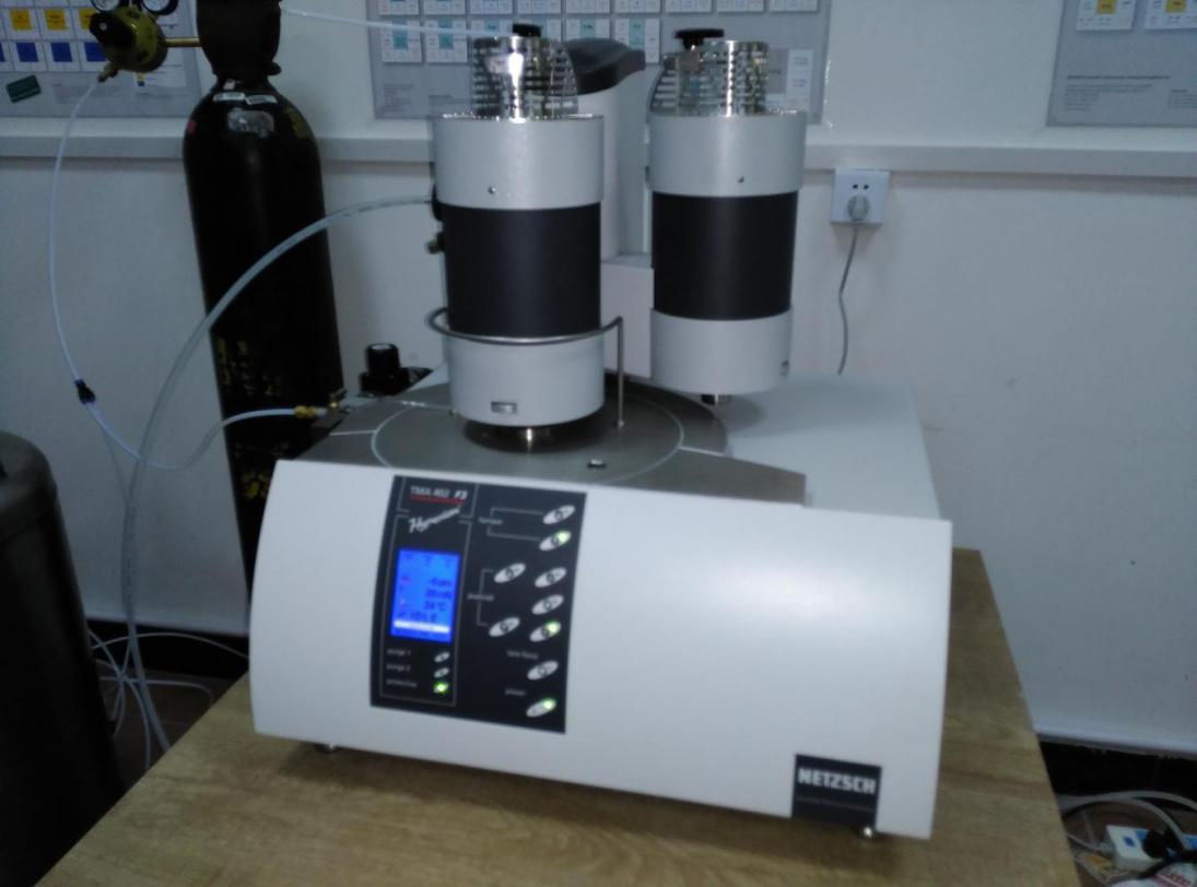 非金属材料热性能测试